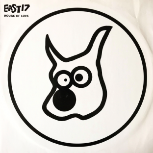 "East 17 - House Of Love (12"") (EX-/VG-)"